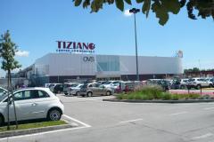 [2014/16] Ampliamento e riqualificazione Centro Commerciale Tiziano / Olmi di San Biagio di Callalta (TV)