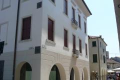 [2007] Riqualificazione edificio storico / via dall'Ongaro, Oderzo (TV)